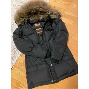AUTHENTIC PARAJUMPERS Long Bear Girls' Coat